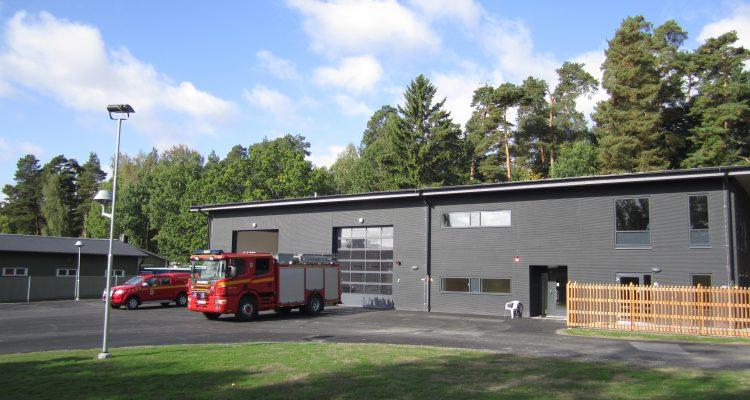 Räddningsstation Östra Husby